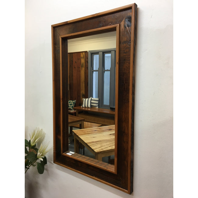 Mirror - Recycled Timber-mirror-Wildwood Designs Furniture
