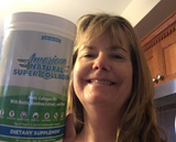 American Super Collagen 30 Servings - Double Your Collagen Results With This 4-in-1 Mixture
