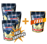 American Super Food Buy 3 Get 1 FREE, Protein & Greens Formula for Weight Loss, Energy, And Meals On The Go