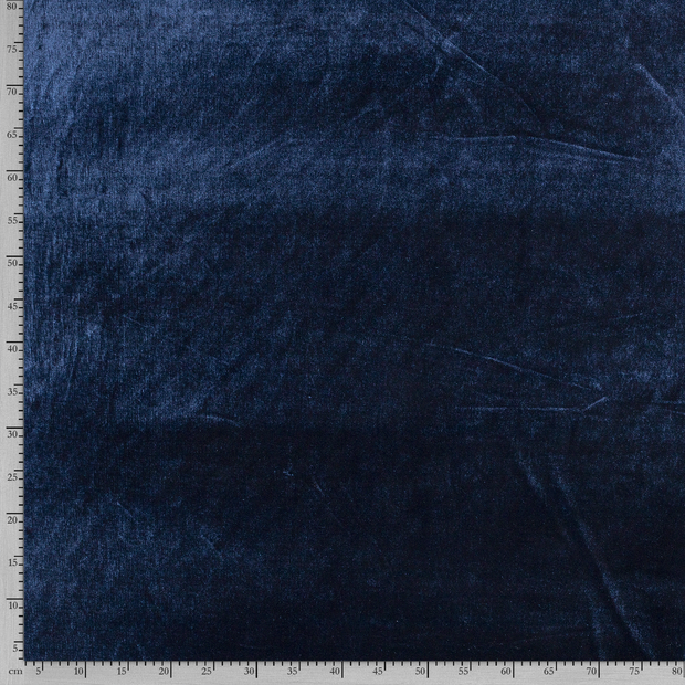 Velvet fabric Unicolour
