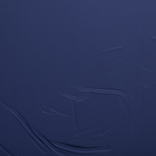 Jersey fabric Indigo soft