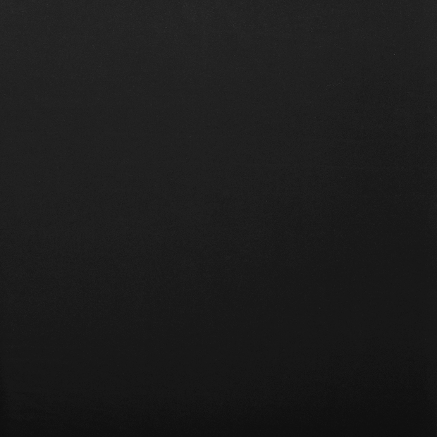 French Terry fabric Black matte