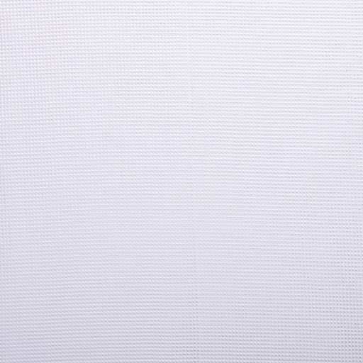 Towelling fabric Optical White matte