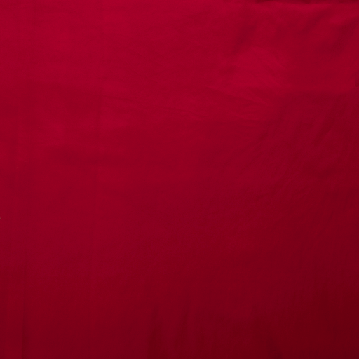 Twill fabric Red matte