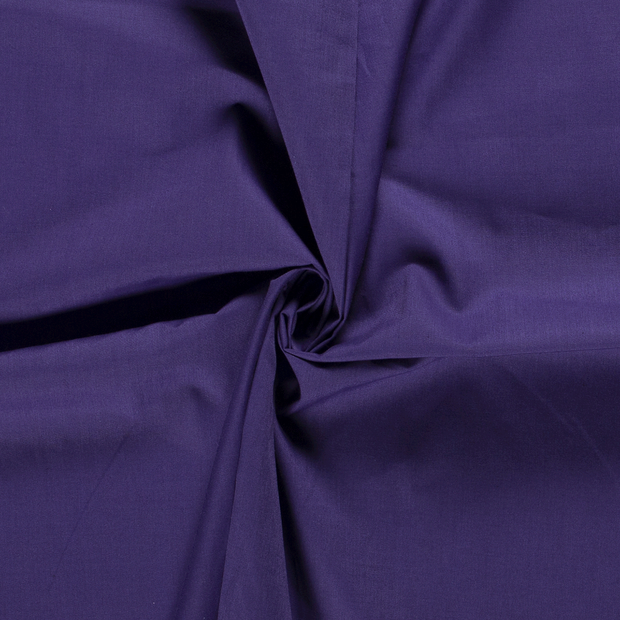 Poplin fabric Unicolour