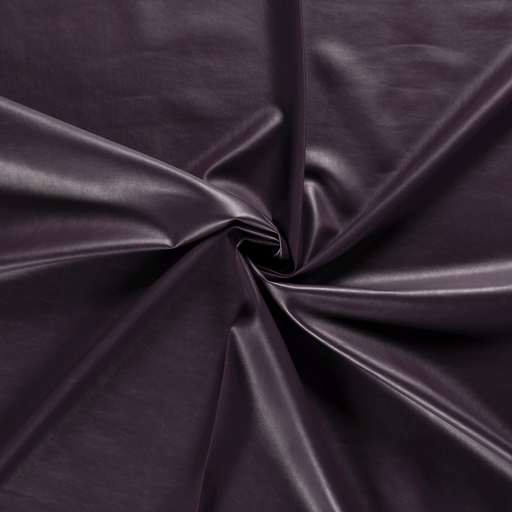 Imitation leather fabric backed