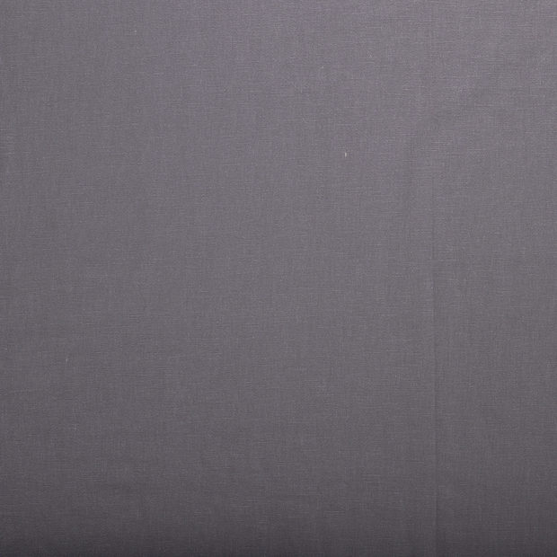 Ramie Linen fabric Middle Grey matte