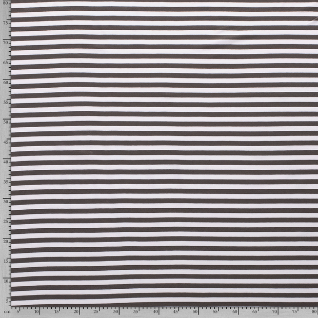 Jersey fabric Stripes