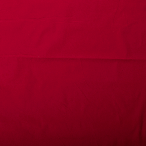 Corduroy fabric Red matte