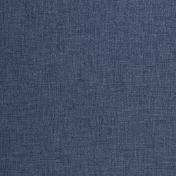 Panama fabric Steel Blue matte