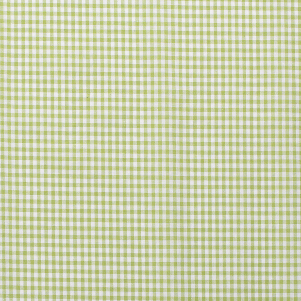 Cotton others fabric Diamonds Lime Green