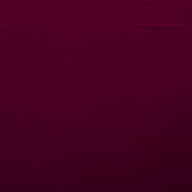 Jersey fabric Wine red soft