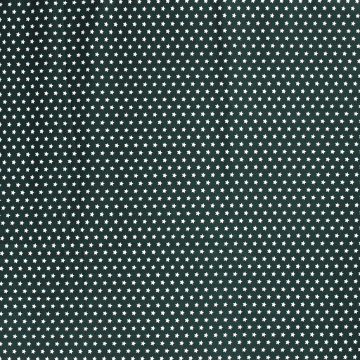 Poplin fabric Dark Green soft