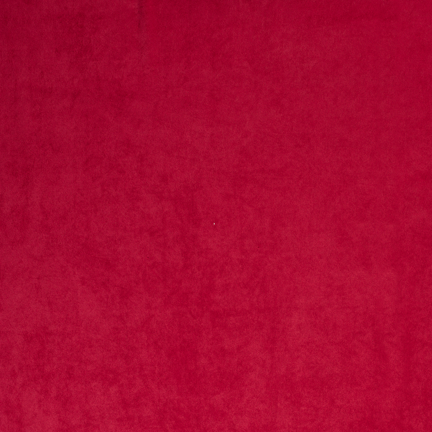 Corduroy fabric Dark Red matte