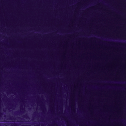 Lacquer fabric Purple shiny