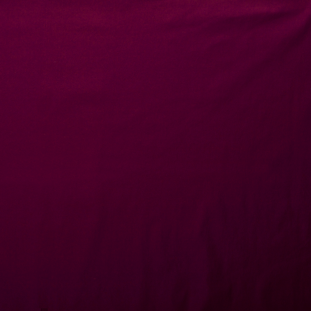 Twill fabric Bordeaux matte