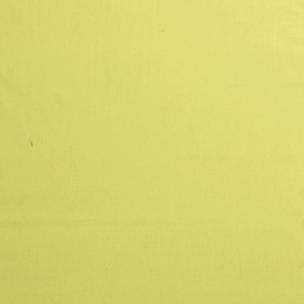 Poplin fabric Lime Green soft