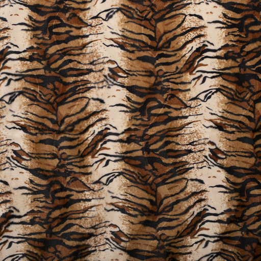 Velours fabric Camel soft