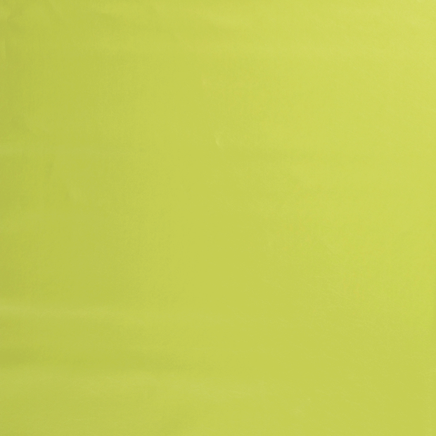 Imitation leather fabric Lime Green silk matte