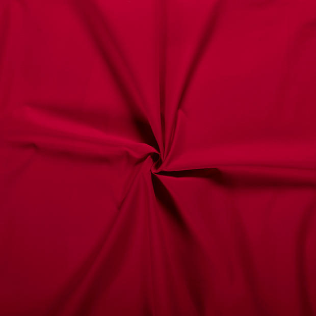 Twill fabric Red