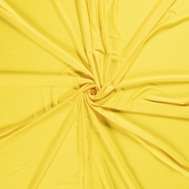 Jersey fabric Yellow