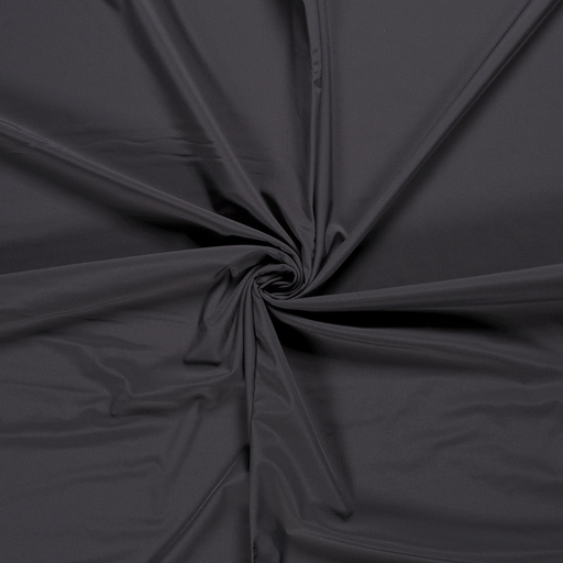 Soft shell fabric Dark Grey backed