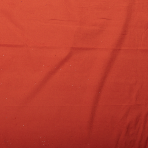 Corduroy fabric Orange matte