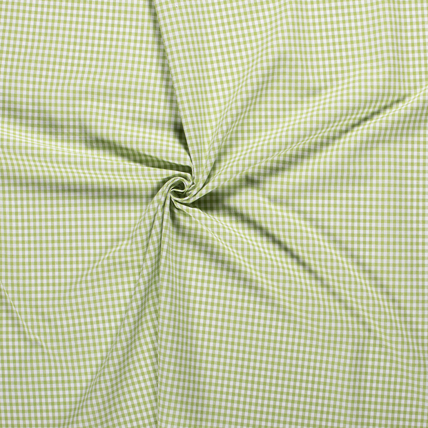 Cotton others fabric Lime Green