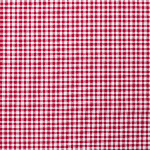 Jacquard fabric Red matte
