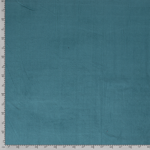 Corduroy fabric Unicolour
