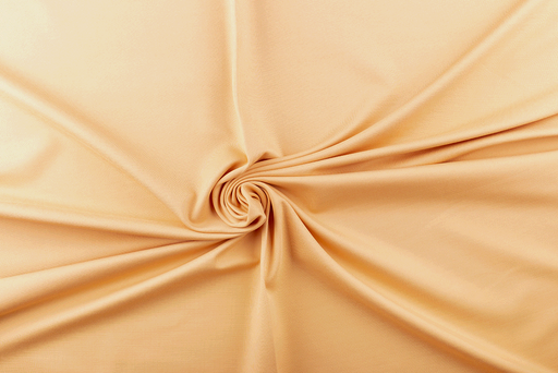 Jersey fabric Unicolour Orange