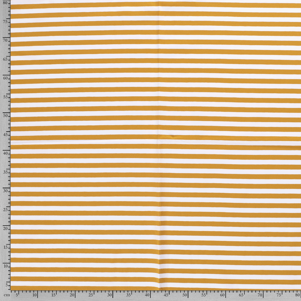 Tricot fabric Stripes