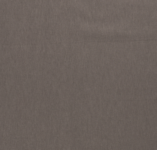 Linen Look fabric Unicolour Taupe Brown