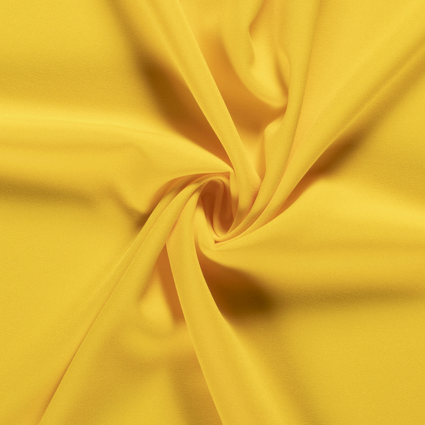 Power Stretch fabric Yellow