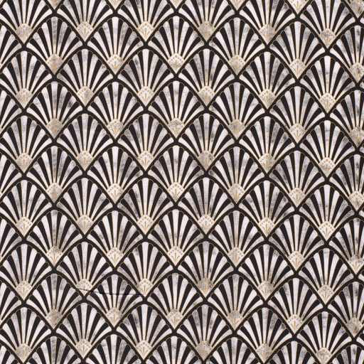 Panama fabric Abstract Beige