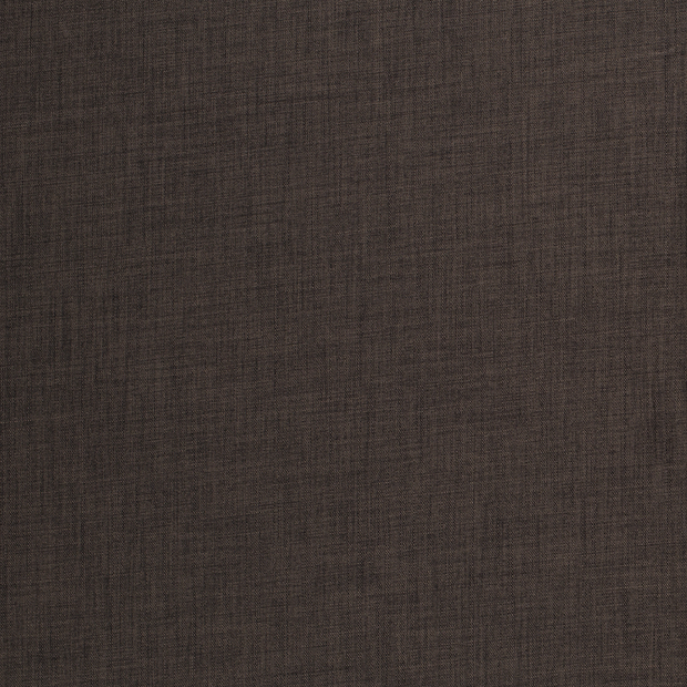 Panama fabric Taupe Brown matte