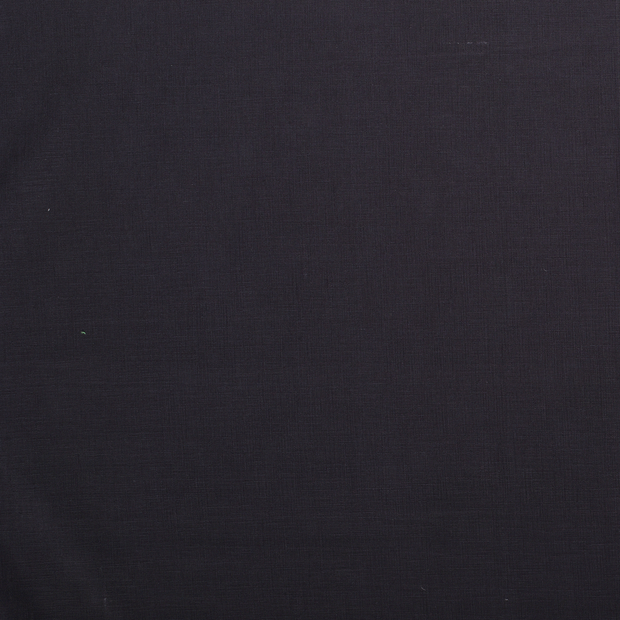 Pure linen fabric Dark Grey matte
