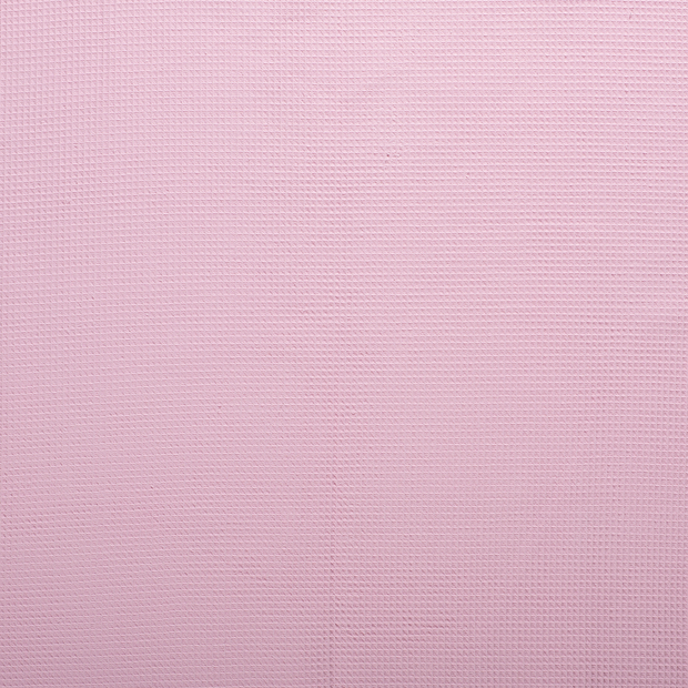 Towelling fabric Light Pink matte