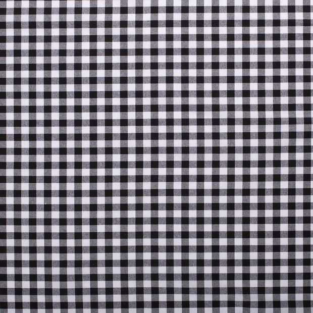 Cotton others fabric Black matte