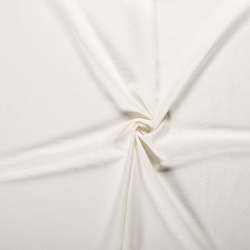 Pure linen fabric Off White