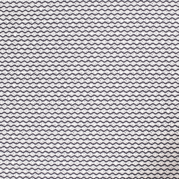 Loneta fabric Optical White