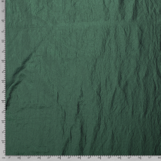 Taffeta fabric Unicolour crushed