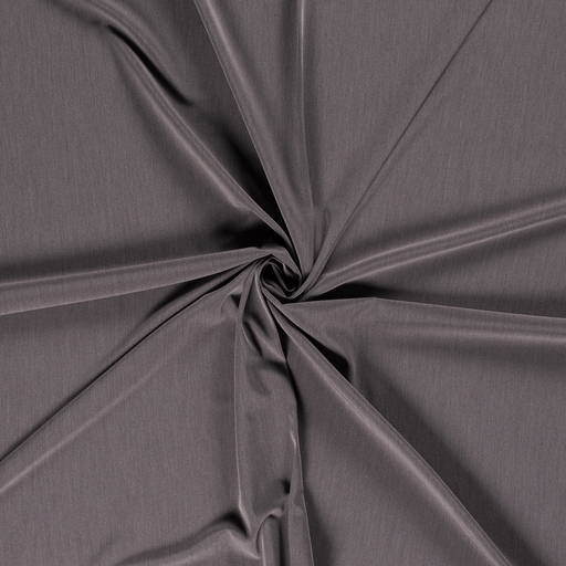 Polyester Mix fabric Middle Grey