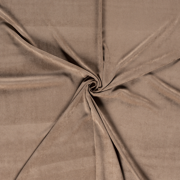 Corduroy fabric Brown