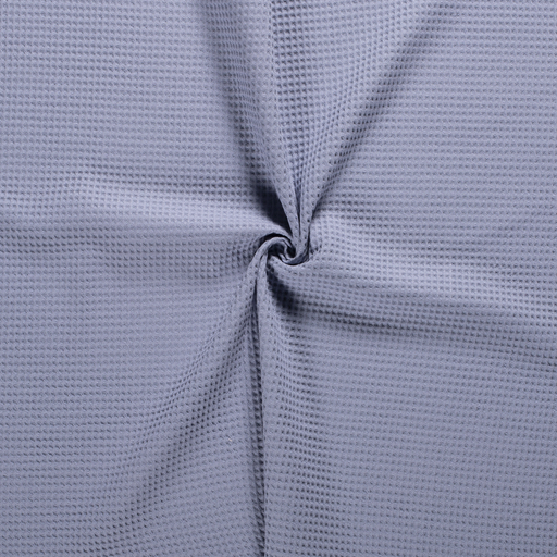 Towelling fabric Baby Blue