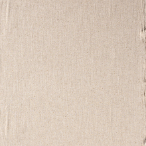Linen Look fabric Off White matte