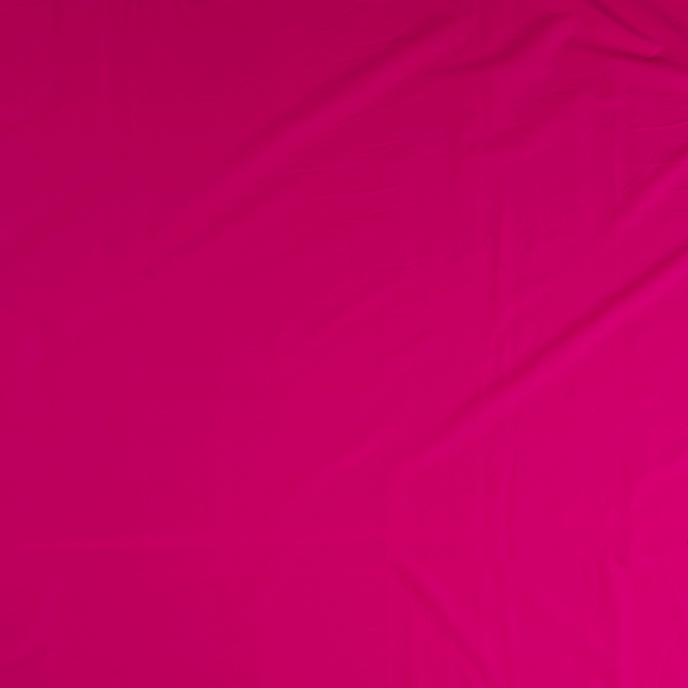 Voile fabric Fuchsia soft