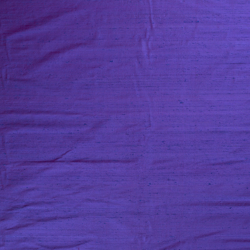 Silk Dupion fabric Purple slightly shiny