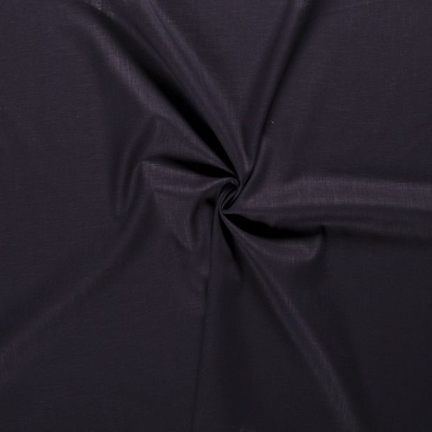 Pure linen fabric Carbon