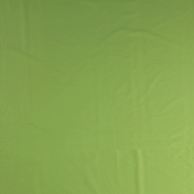 Voile fabric Lime Green soft